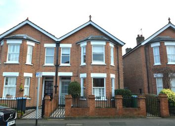 Thumbnail 4 bed semi-detached house for sale in Minorca Road, Weybridge, Surrey