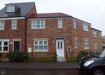 Thumbnail 3 bed terraced house to rent in Sidings Place, Lambton Lane, Fencehouses, Durham