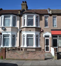 Thumbnail 3 bed terraced house to rent in Norman Road, Ilford