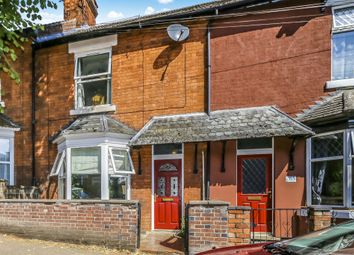 Thumbnail 2 bed terraced house for sale in St. Peters Avenue, Kettering