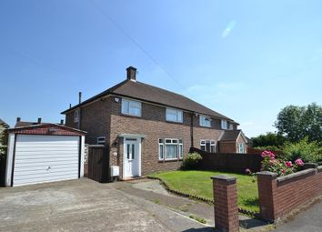 Thumbnail 4 bed semi-detached house to rent in Wood Street, Merstham