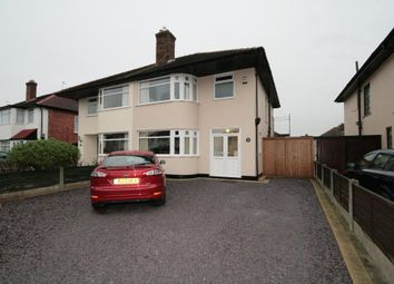 Thumbnail 3 bed semi-detached house for sale in Montrose Drive, Churchtown, Southport