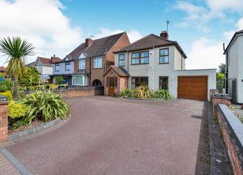 Thumbnail 3 bedroom detached house for sale in Church Lane, Selston, Nottinghamshire