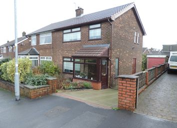 Thumbnail 3 bed semi-detached house for sale in Cornish Way, Heyside, Oldham