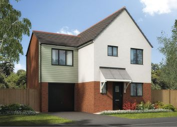 Thumbnail 3 bed detached house for sale in Holystone Way, Holystone, Newcastle Upon Tyne