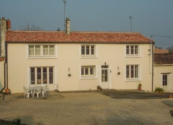 Thumbnail 3 bed property for sale in Vouvant, Vendée, France