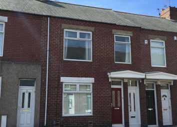 Thumbnail 2 bed flat to rent in Eccleston Road, South Shields