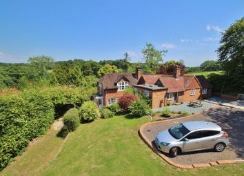 Thumbnail 4 bed detached bungalow to rent in Tidebrook, Wadhurst