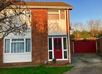 Thumbnail 4 bed semi-detached house for sale in Gwynne Close, Tilehurst, Reading