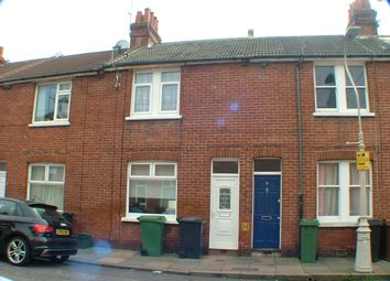 Thumbnail 2 bed terraced house to rent in Oxford Road, Eastbourne