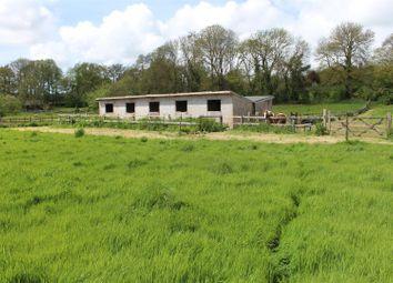 Thumbnail Land for sale in Bradiford, Barnstaple