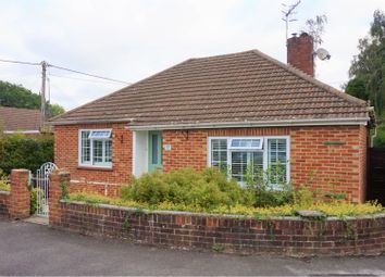 Thumbnail 2 bed detached bungalow for sale in Bournewood, Ashford