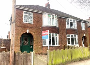 3 bed semi-detached house for sale in Carholme Road, Lincoln LN1