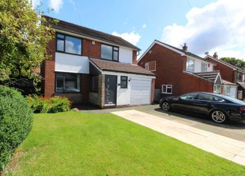 Thumbnail 3 bed detached house for sale in Markland Hill Close, Bolton