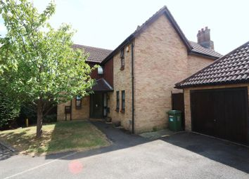 Thumbnail 5 bed detached house for sale in Cline Court, Crownhill, Milton Keynes