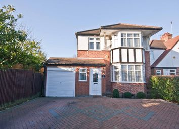 Thumbnail 3 bed detached house for sale in Chandos Road, Pinner