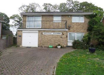 Thumbnail 4 bed detached house for sale in Mayfield Close, Ferndown