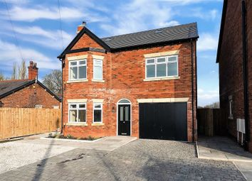 Thumbnail 5 bed detached house for sale in Mill Lane, Lymm, Cheshire
