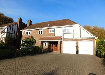 Thumbnail 5 bed detached house for sale in Wents Wood, Weavering, Maidstone, Kent