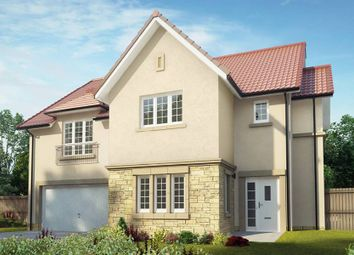 "Thumbnail 5 bedroom detached house for sale in ""The Logan"" at Roman Road, Balfron, Glasgow"