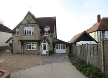 Thumbnail 5 bed detached house for sale in London Road, Widley, Waterlooville, Hampshire
