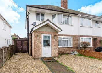 Thumbnail 3 bedroom semi-detached house for sale in Parkside Avenue, Southampton