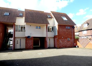 Thumbnail 1 bed terraced house to rent in Victoria Yard, Victoria Row, Canterbury