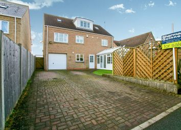 Thumbnail 4 bed detached house for sale in Nene Parade, March