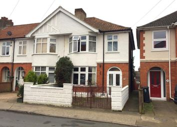 Thumbnail 3 bedroom semi-detached house to rent in Mornington Avenue, Ipswich