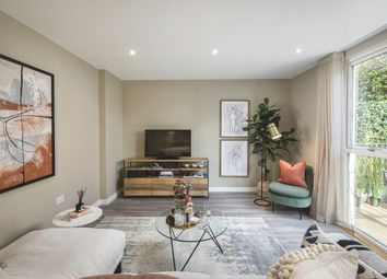 Thumbnail 3 bed flat for sale in Plot 18, North Park Quarter, Acton Gardens, Bollo Lane, Acton, London