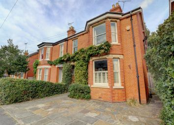 Thumbnail 4 bed semi-detached house for sale in Chesterfield Road, Newbury