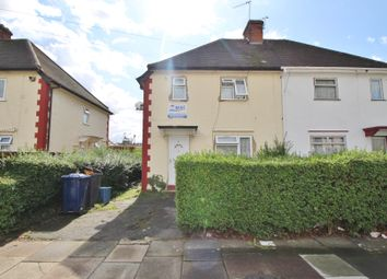 Thumbnail 3 bed semi-detached house for sale in May Gardens, Wembley
