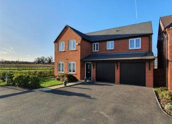 Thumbnail 5 bed detached house for sale in Baum Drive, Mountsorrel, Loughborough