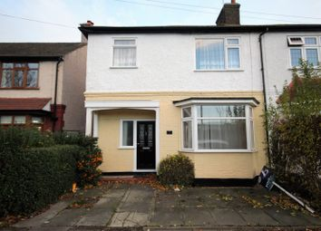 Thumbnail 3 bed property to rent in Cedar Road, Romford