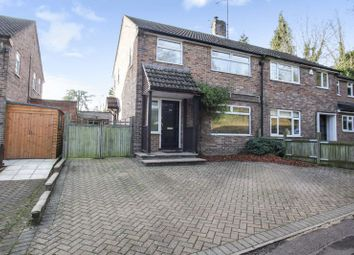 Thumbnail 3 bed semi-detached house for sale in Frogmore Street, Tring