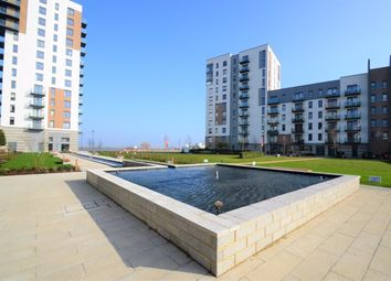 Thumbnail 2 bed flat for sale in Victory Pier, Pearl Lane, Gillingham