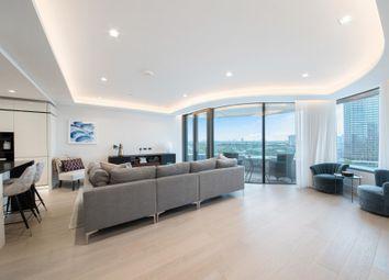Thumbnail 2 bed flat to rent in The Corniche, Albert Embankment, Vauxhall, London