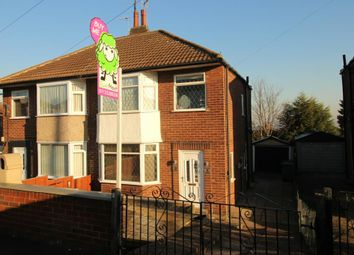 Thumbnail 3 bed semi-detached house for sale in Armley Grange Walk, Armley, Leeds