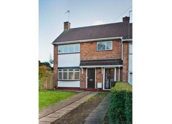 Thumbnail 3 bedroom semi-detached house to rent in Meriden Road, Wolverhampton