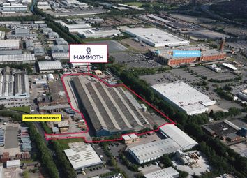 Thumbnail Light industrial to let in Mammoth, Royce Trading Estate, Ashburton Road West, Trafford Park, Manchester