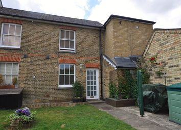 Thumbnail 1 bed flat to rent in Knight Street, Sawbridgeworth