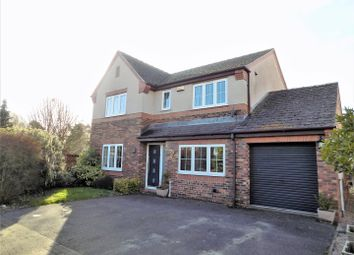 Thumbnail 4 bed detached house for sale in Jays Close, Bottesford, Nottingham
