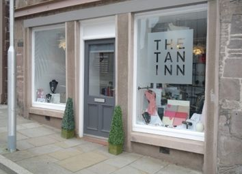 Thumbnail Leisure/hospitality for sale in 35 High Street, Brechin