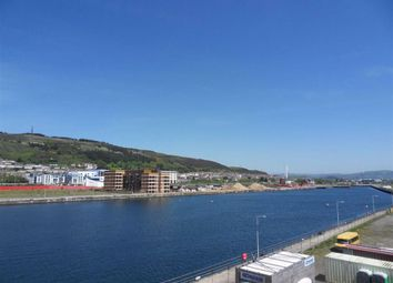 Thumbnail 2 bed flat for sale in South Quay Kings Road, Swansea, Swansea, West Glamorgan