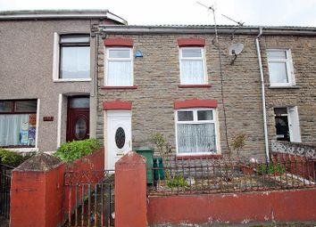 Thumbnail 3 bed terraced house for sale in Mill Street, Tonyrefail, Porth, Rhondda, Cynon, Taff.