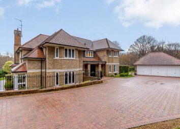 Thumbnail 5 bed detached house for sale in Trout Rise, Loudwater, Rickmansworth