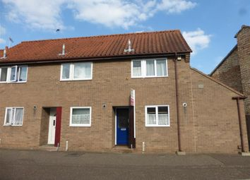 Thumbnail 2 bed terraced house to rent in Old Market Street, Thetford