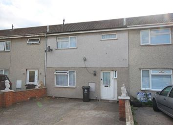 Thumbnail 3 bed terraced house for sale in Cloes Lane, Clacton-On-Sea