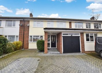 Thumbnail 3 bed terraced house for sale in Alderbury Road, Stansted