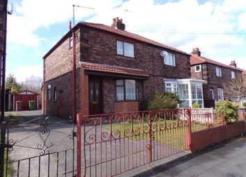 Thumbnail 3 bed semi-detached house for sale in Belvedere Avenue, Sutton Leach, St. Helens, Merseyside
